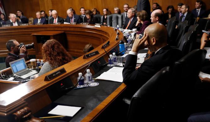 Image result for senate vote for supreme court