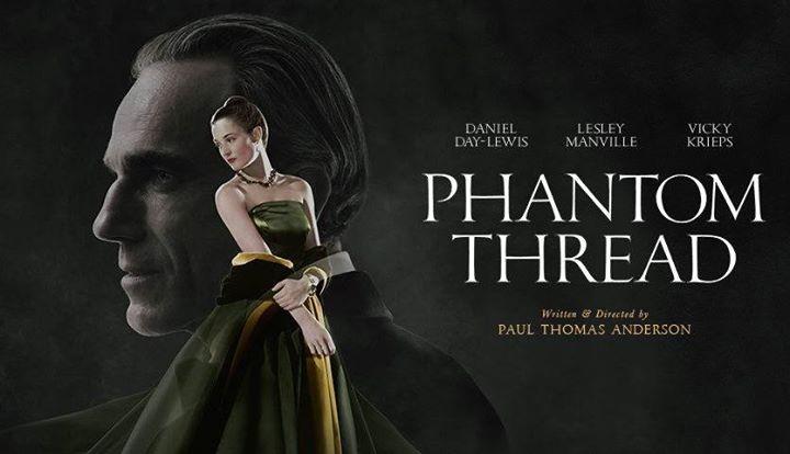 Trama Fantasma (Oscar 2018)