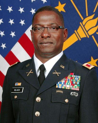 First African American General Officer