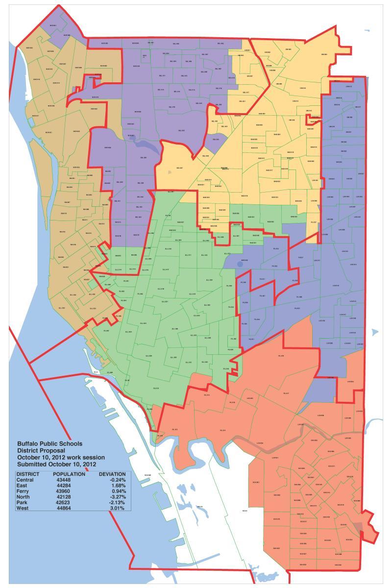 Map Business Buffalo Ny