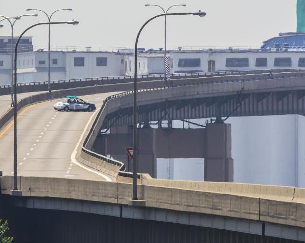 Buffalo Skyway closed as film crew recorded for Top Gear ...