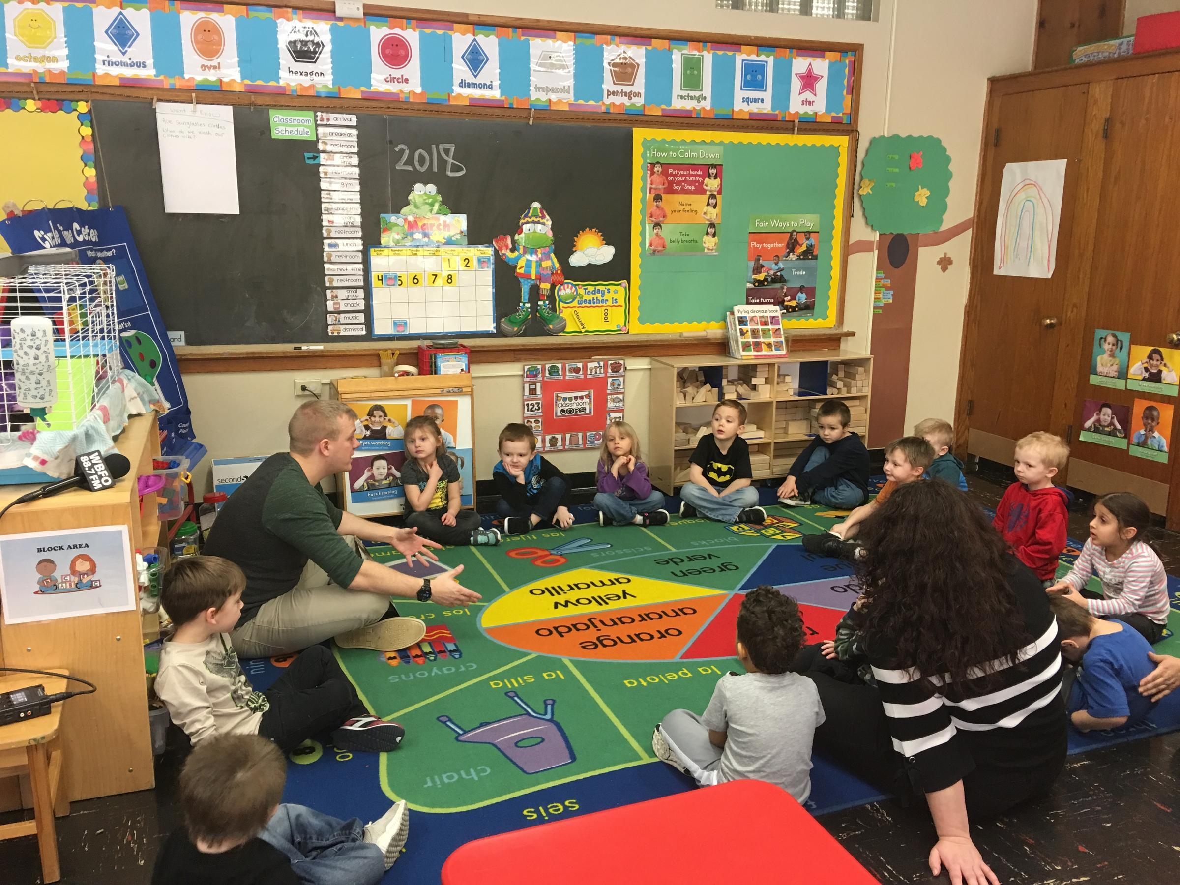 Preschool Program Zeroes In On Social Emotional Behavior