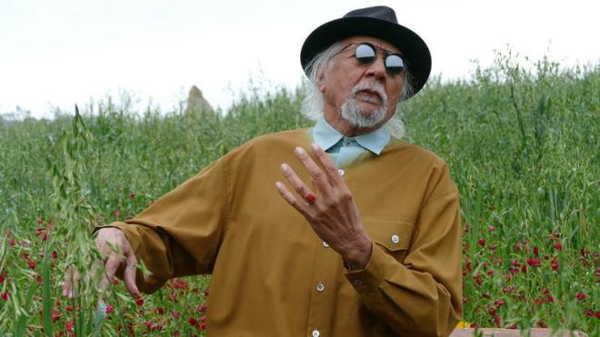 Saxophonist Charles Lloyd, who turned 80 this year.