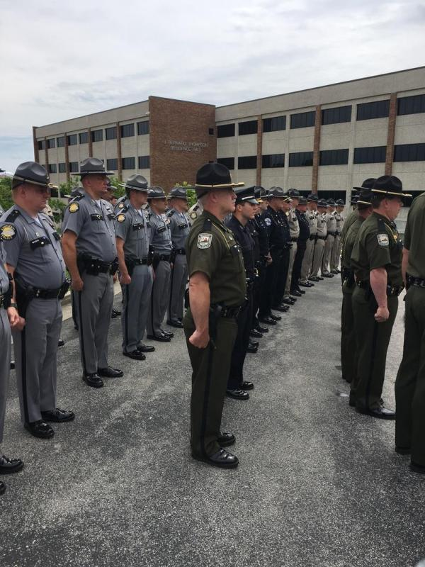 Fallen Officers Remembered, Honored at Ky Law Enforcement ...