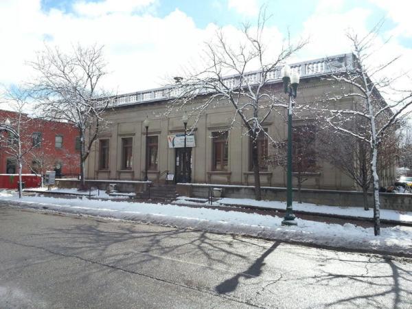 Women's History Month: Establishing Libraries In Ypsilanti ...
