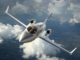 Honda Aircraft Co. will deliver its first HondaJet, a revolutionary new corporate jet, built in a sleek state-of-the art manufacturing plant at the Piedmont International Airport sometime this year.