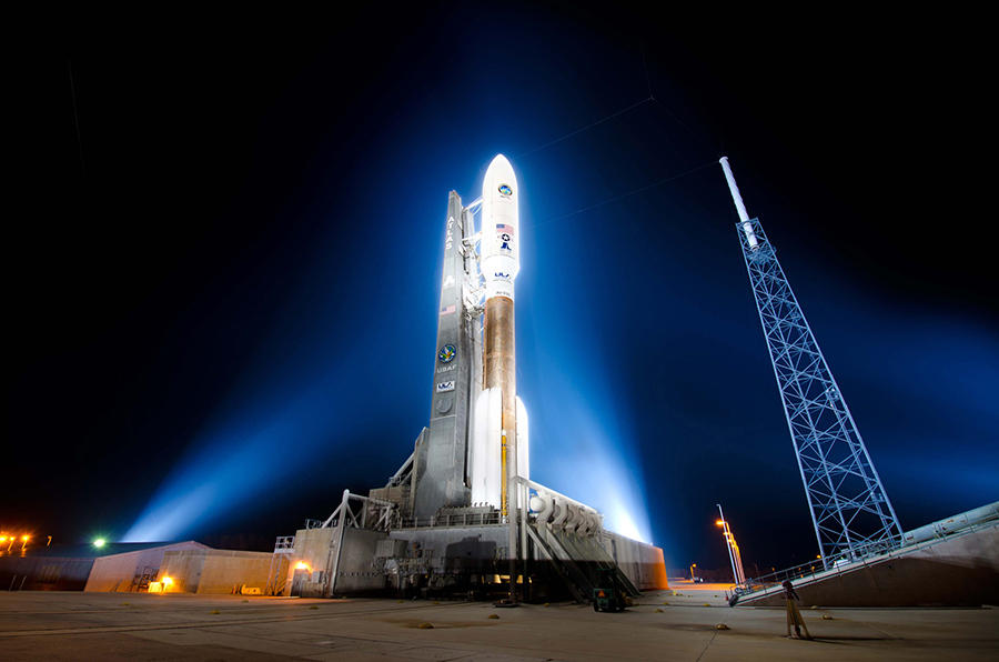 ULA Lofts Weather Satellite Into Orbit For NOAA And NASA WFIT