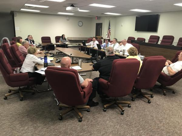 State Budget Puts McLean County Budget In Red | WGLT