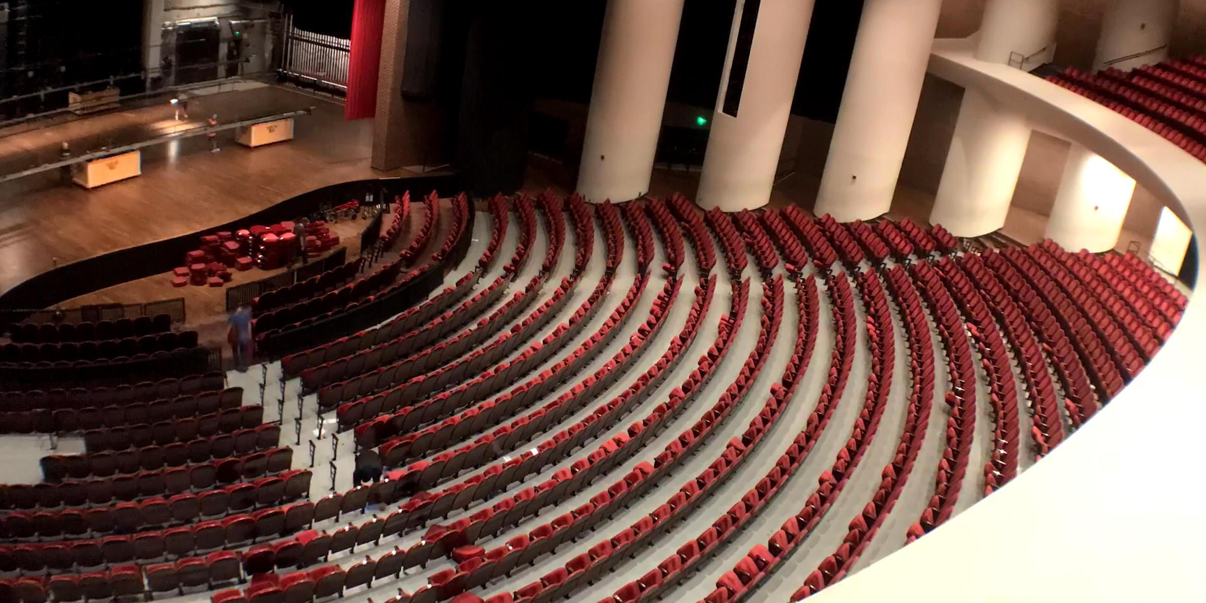 Wharton Center Seating Map Lion King
