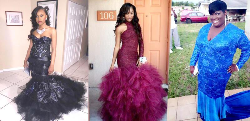Miami Designer Creates Custom-Order Prom Gowns