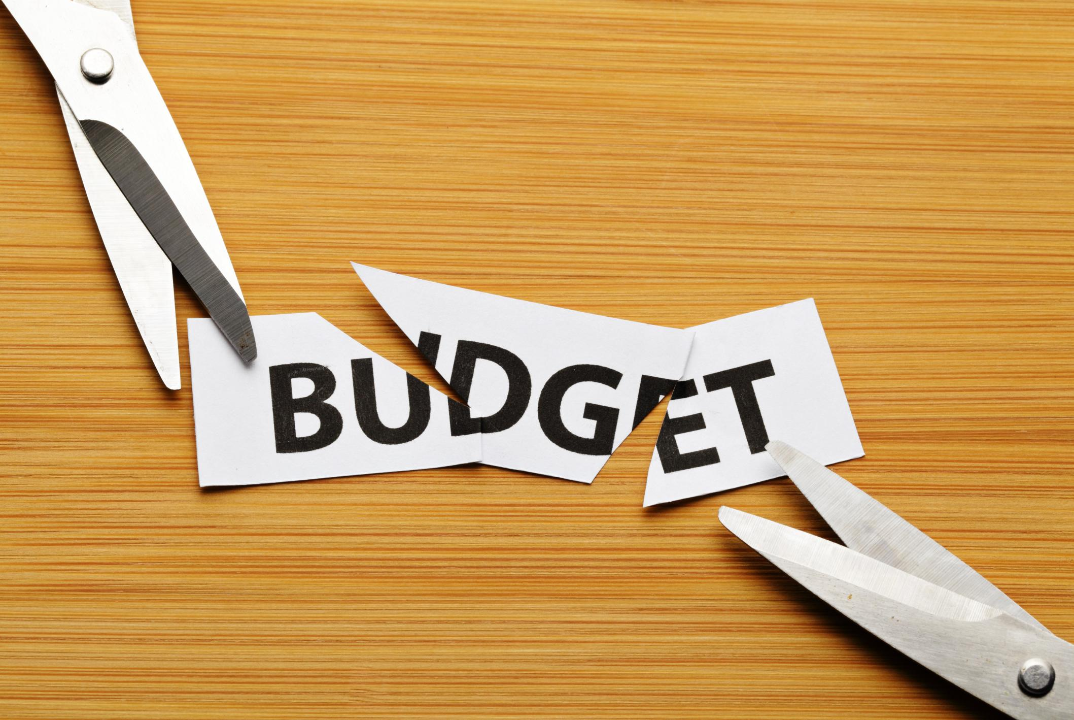 Image result for cutting budget