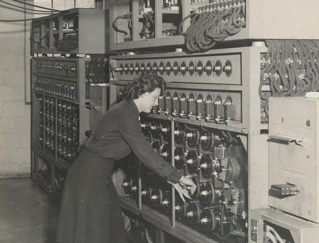 The American Women Code Breakers Of World War Ii