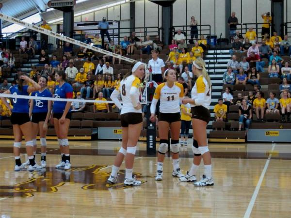 Wyoming volleyball ends season on high note | Wyoming ...