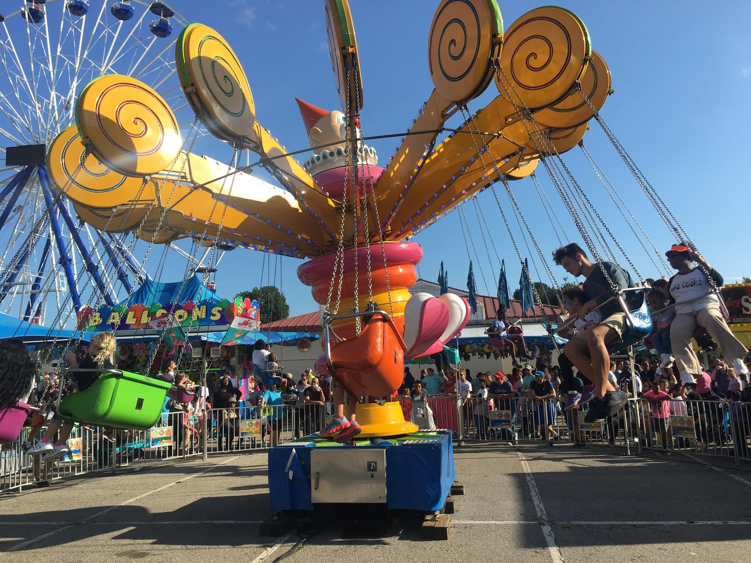 Why State Fair Games Mesmerize Us