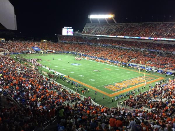 National Championship To Draw Up To 100,000 Visitors To ...