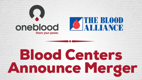 One Blood Expands Its Reach With Merger | WUWF