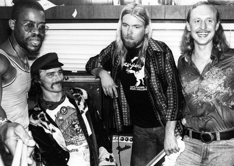 Allman Brothers Band Special Re Broadcast WVXU