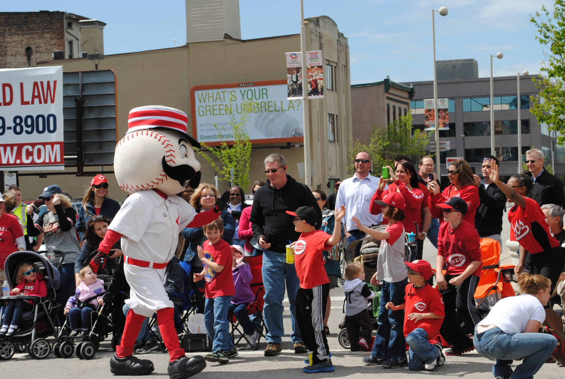 Image result for opening day parade