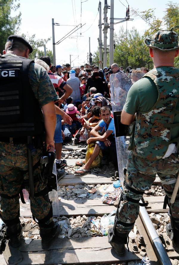 Response to Europe's Refugee Crisis | WYPR