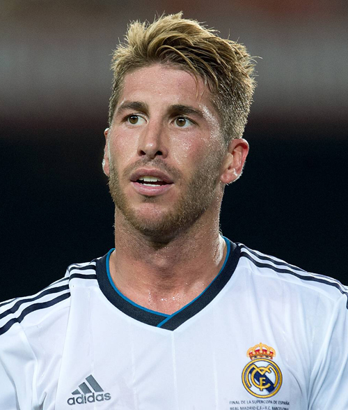 Sergio Ramos Real Madrid Champions League Alle