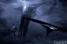 Dark Elf Ships? from 'Thor: The Dark World'