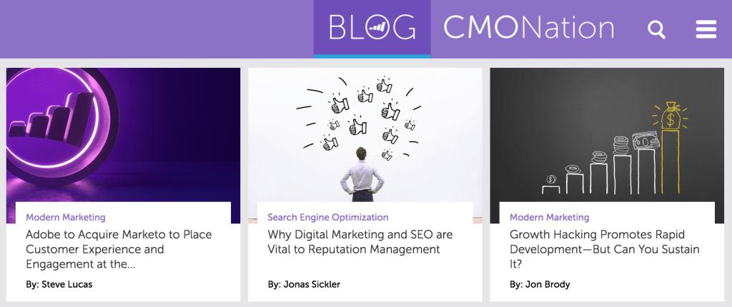 Marketo Blog -B2B Marketing Blog