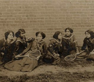 1912 Women's College Tennis