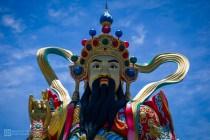 Xuan Wu, Giant Statue of Taoist Deity, Kaohsiung