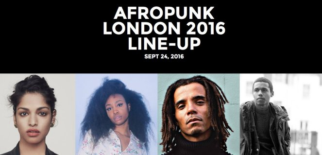 Afropunk: The orginal lineup