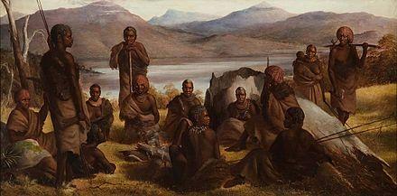 Aboriginal people in Tasmania