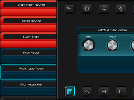 tc helicon product voice rack fx