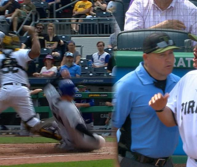 Must C Rizzos Hard Slide Home