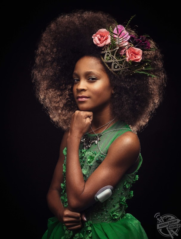 Image result for kinky hair pics