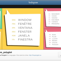 @ThePolyglot on Instagram teaches people foreign languages