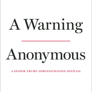 The Ethics of Anonymous Criticism in Political Journalism