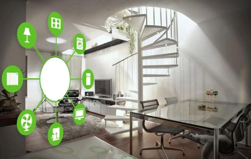 average house into a smart home