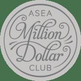 ASEA Million Dollar Club Medallion