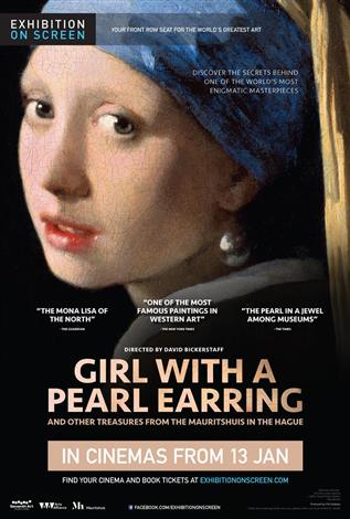 The Girl With The Pearl Earring Mauritshuis An In The Gallery Presentation