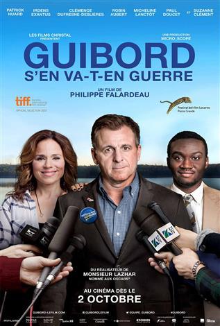 Poster do filme Guibord sen va-t-en guerre