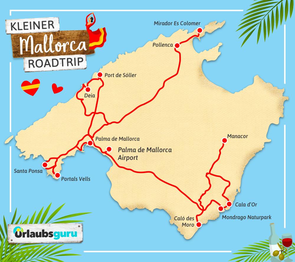 7 highlights auf mallorca