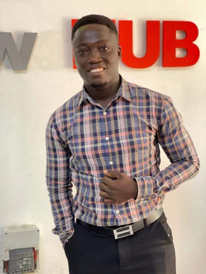 Isaac Ansah Apagya, Nathaniel Obeng Quit Angel FM 1