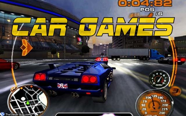 Online Car Games   Media Galaxy
