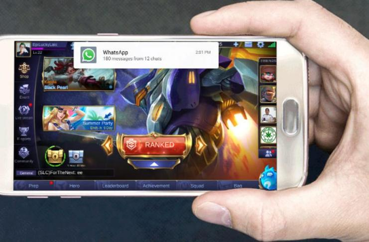 player noob di mobile legends