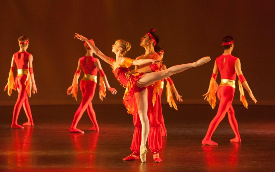 MARELD 2015 – Internationell balettgala med framtidens dansstjärnor