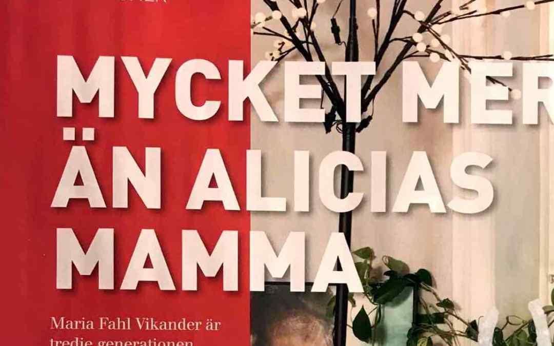 Maria Fahl Vikander aktuell i Nötknäpparen