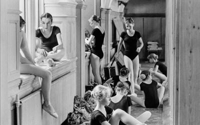 """Göteborgs-Posten skriver """"Svenska Balettskolan formade Dansgöteborg"""""""