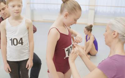 Många sökande till Svenska Balettskolan inför läsåret 2019/2020