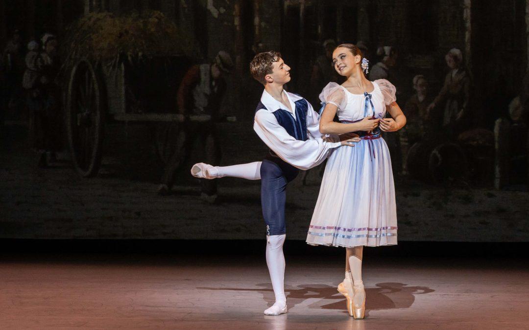 Stort stipendium till lovande elev från Svenska Balettskolan