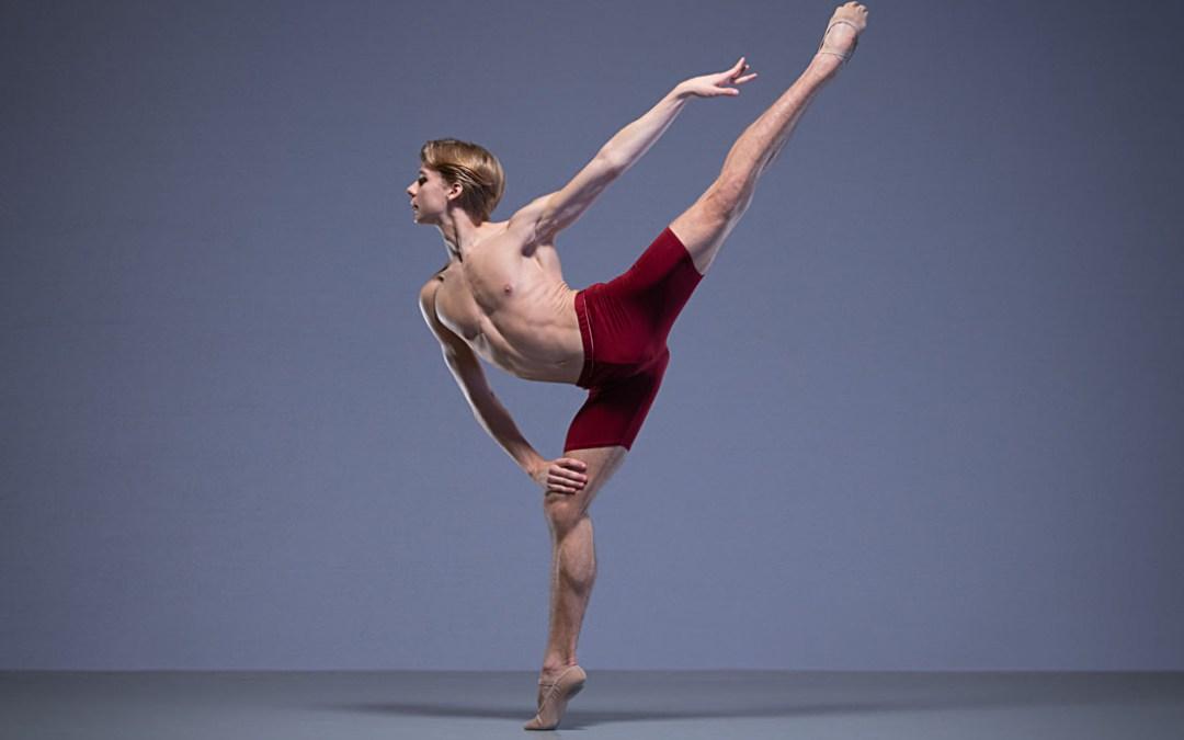 Elev från Svenska Balettskolan går nu sista året på prestigefulla Royal Ballet School i London