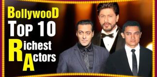 Top 10 Bollywood wood richest actors